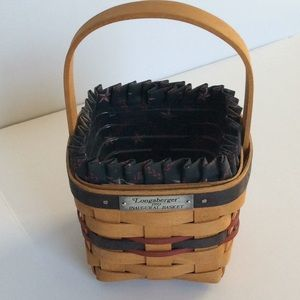 Longaberger 1993 Inaugural Basket TNT 1993 dated